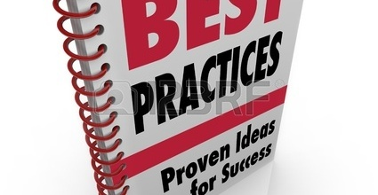 16356805-a-spiral-bound-book-offers-best-practices-ideads-for-success-consulting-and-advice-for-achieving-you