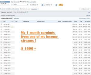 incomestream