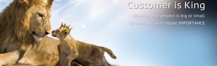 CustomerIsKing